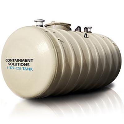 Underground Fiberglass Petroleum Storage Tanks