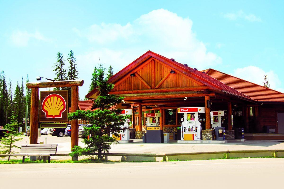 Shell - Bragg Creek, AB