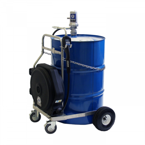 LD Series 3:1 Mobile Oil Pump Package