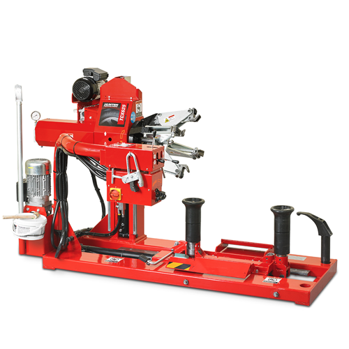 Hunter - Tire Changer - TCX625HD 02