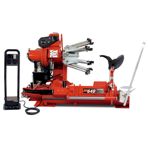 Hunter - Tire Changer - TCX640HD 01