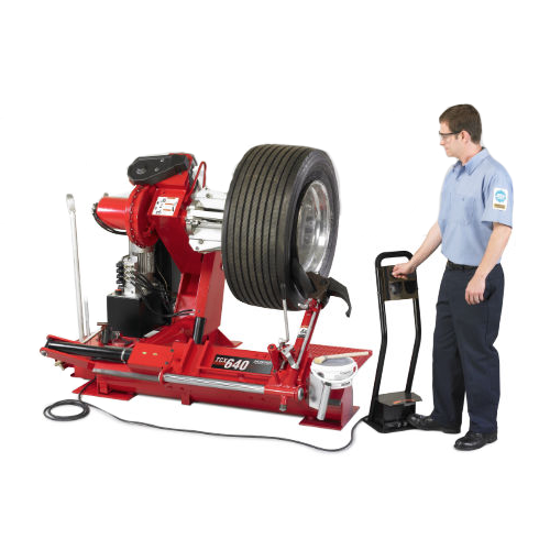 Hunter - Tire Changer - TCX640HD 02