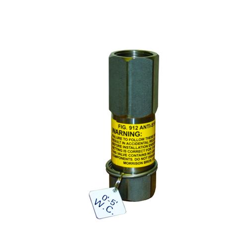 Morrison - 912 anti-siphon