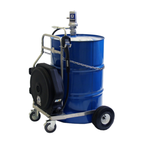 LD Series 3:1 Mobile Oil Pump